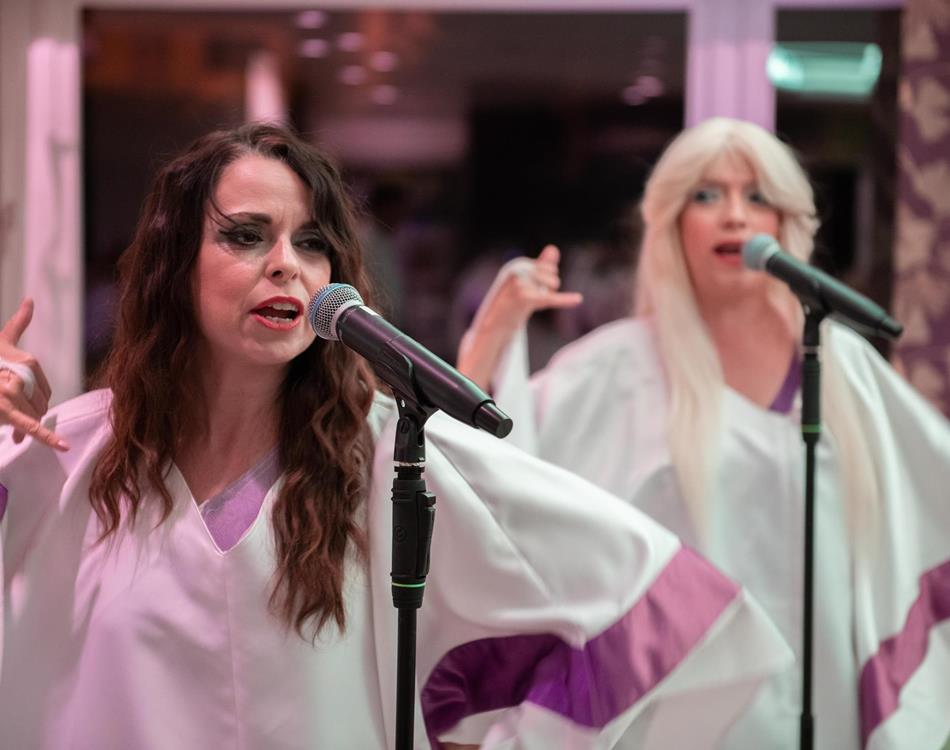 Tribute to Abba Dinner Show 05.10.2019