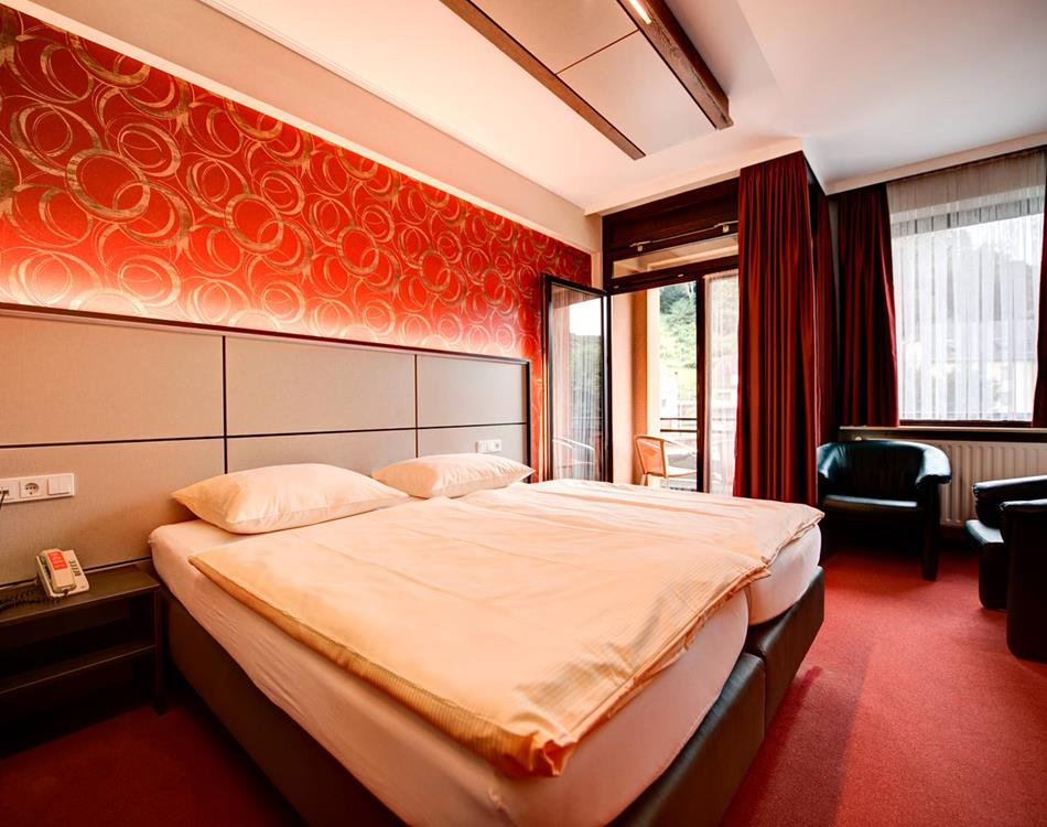 Double room with balcony - Rooms